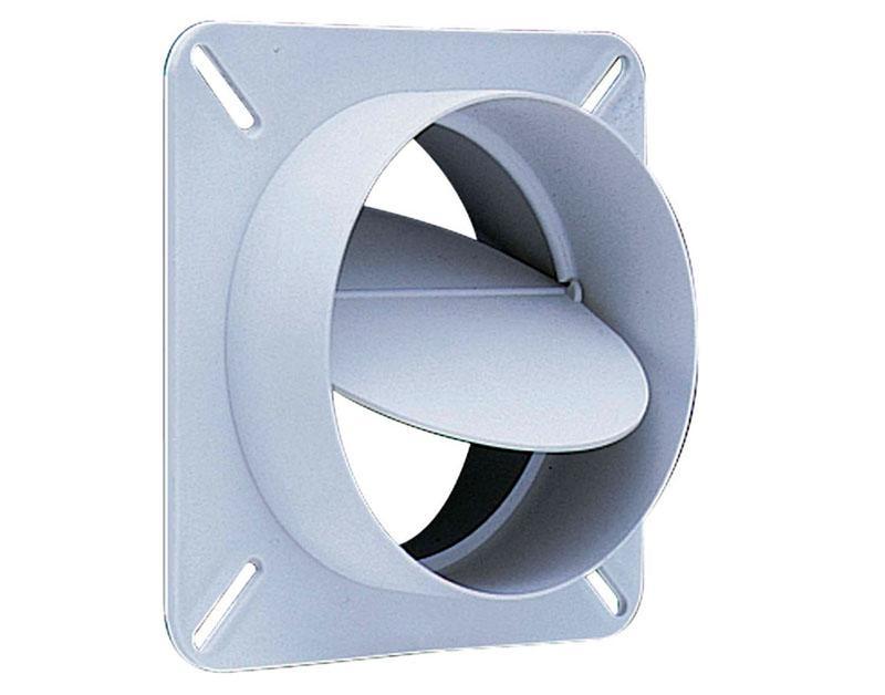 Обратный клапан – преграда для посторонних запахов