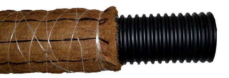 Кокосовая обмотка – качественный фильтр