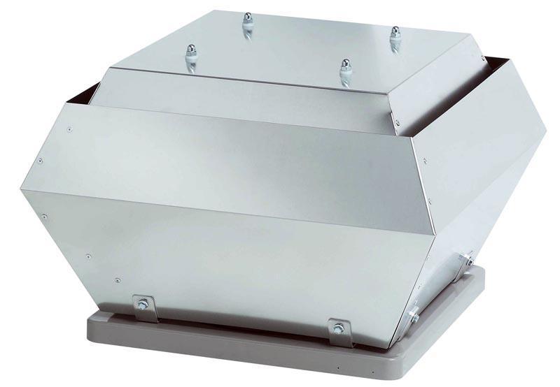 Крышные устройства Systemair