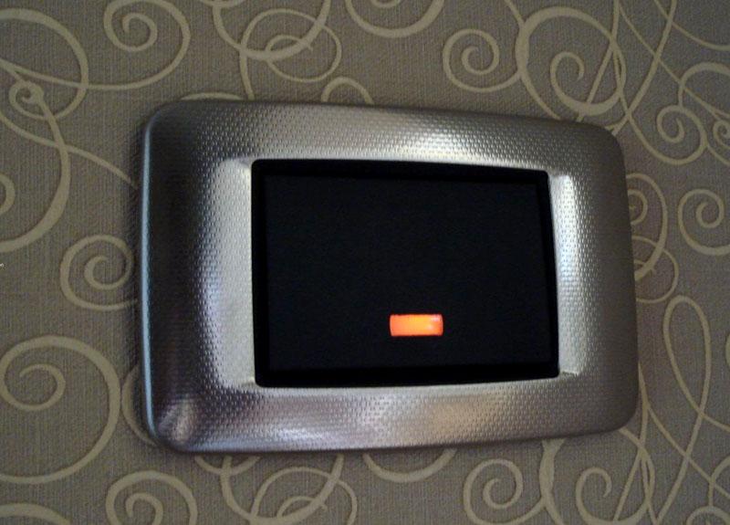 Такой выключатель может стать причиной мигания световых диодов в приборе