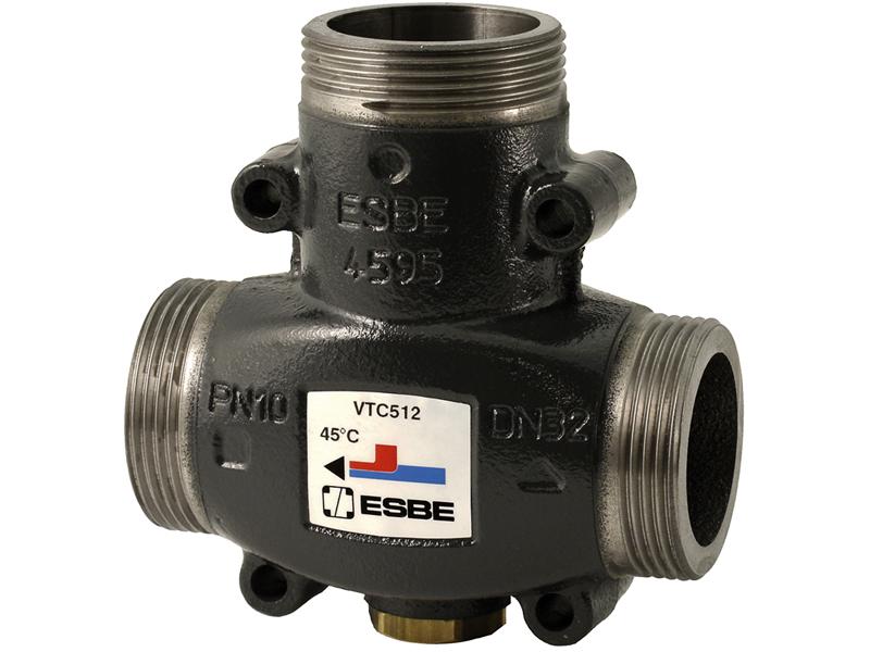 Термостатический клапан «Esbe» - надежность, проверенная временем