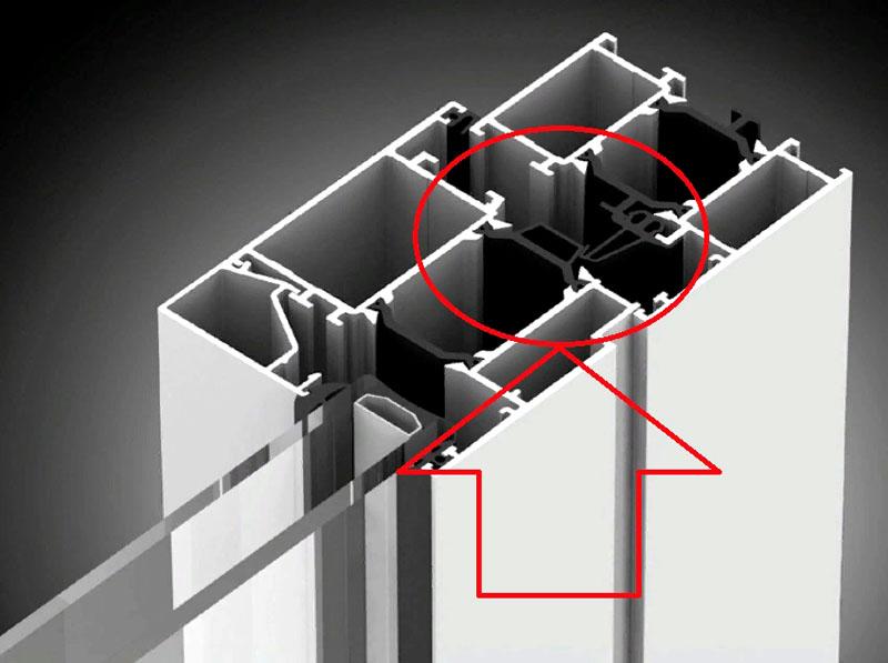 Сложные комбинации из нескольких уплотнителей улучшают потребительские характеристики оконных блоков