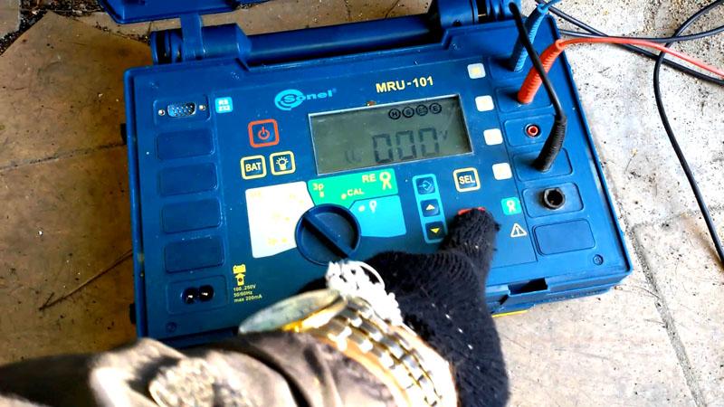 Для проверки заземления профессионалы используют дорогостоящее оборудование
