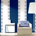Модные тенденции 2020: комбинированные обои в зал, дизайн, фото