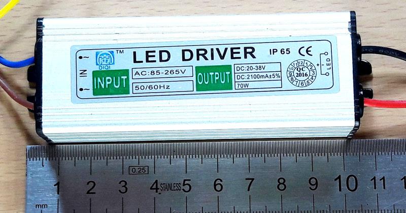 Внешний вид LED-драйвера