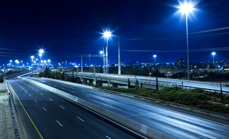 Светодиодные уличные фонари – мощные и экономичные