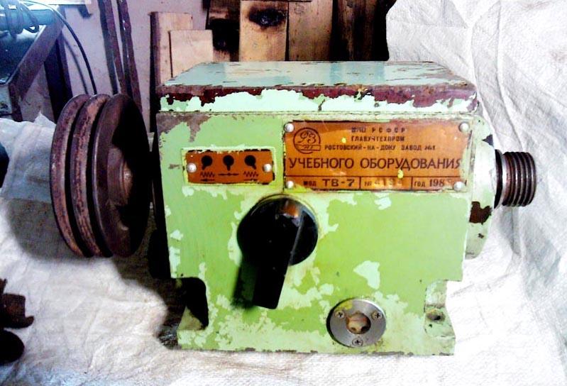 Передняя бабка для токарного станка ТВ-7