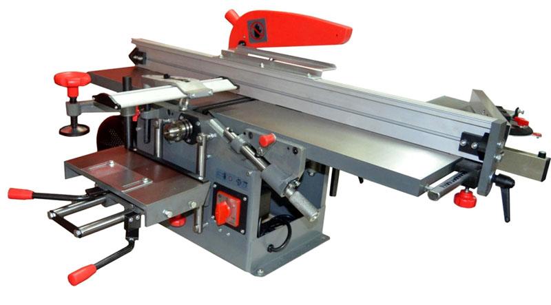 Настольное многофункциональное устройство для деревообработки