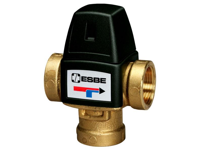 Термостатический клапан стоит немного дешевле устройства с электроприводом