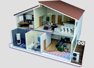 Водяное отопление частного дома своими руками: схемы