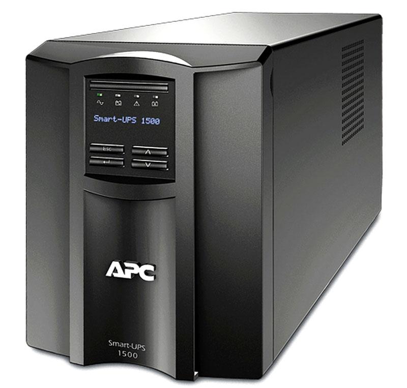 APC by Schneider Electric Smart-UPS 1500VA LCD 230V – дорогостоящая качественная модель