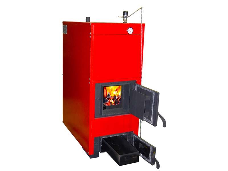 «Буржуй-К Модерн» – агрегат пиролизного типа