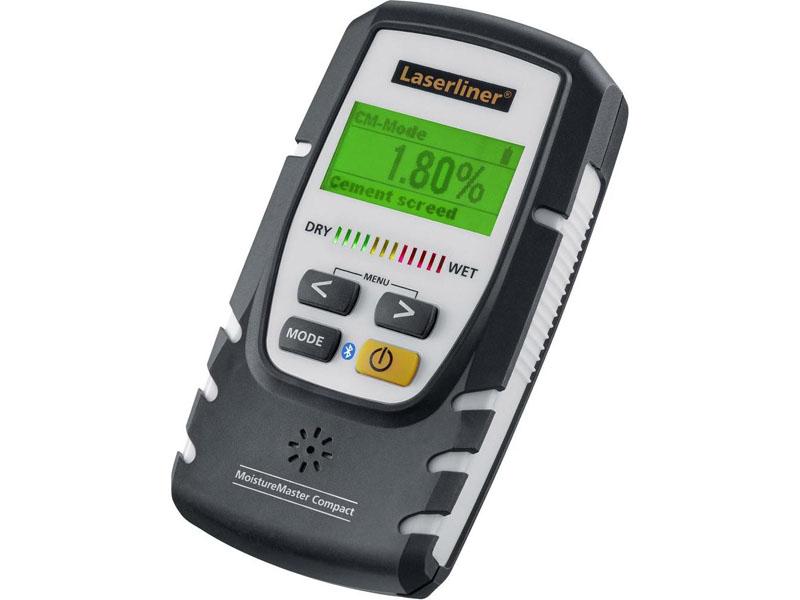 Прибор для емкостного измерения модель MoistureMaster Compact Plus, производитель Laserliner