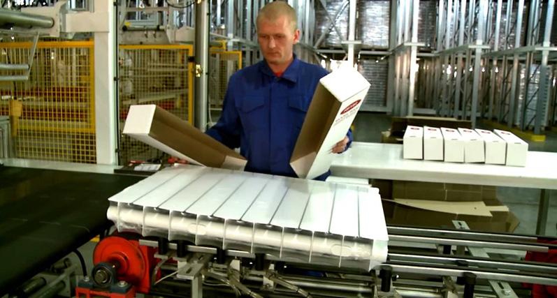 Тщательный контроль важных этапов производства Rifar помогает поддерживать высокий уровень качества