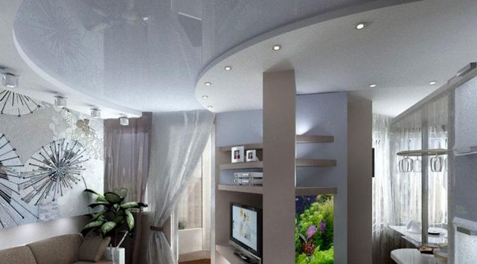 Квартира студия: фото, интерьер и планировка в 75 примерах