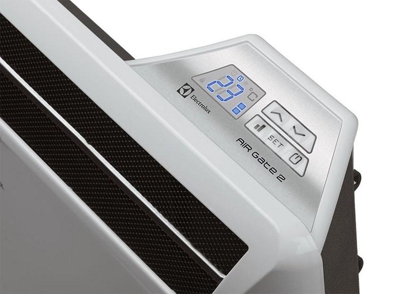 Оснащение современного электрического конвектора отопления