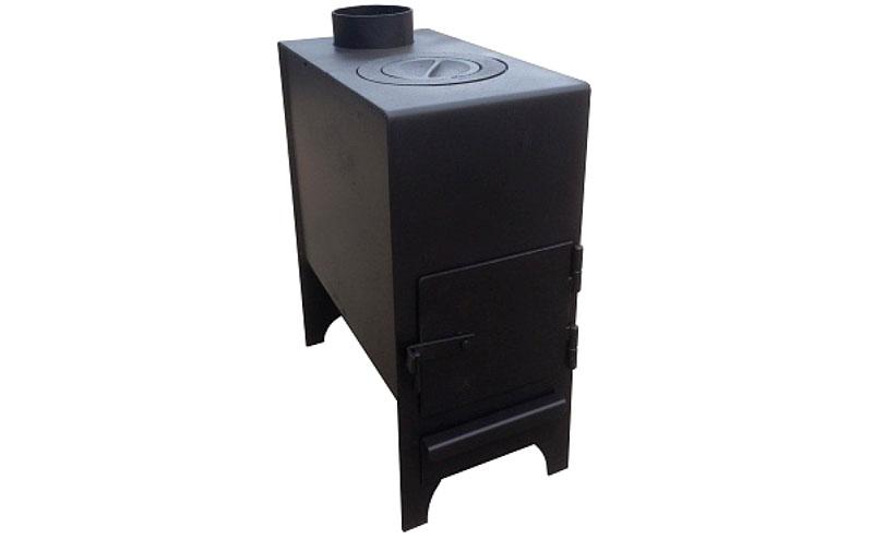 Печка «Домовой» − довольно мощная и недорогая