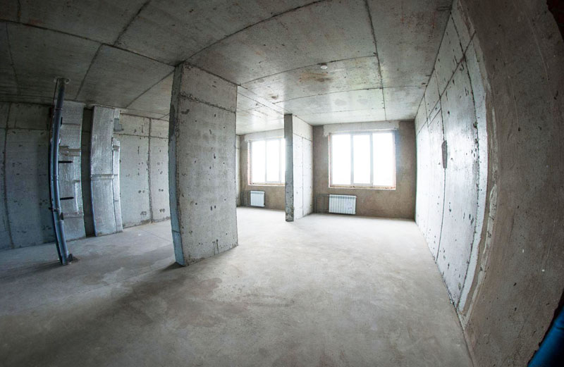 Владельцы студий получили возможность самостоятельно решать, сколько комнат они хотят отделить и как предпочитают расставить мебель