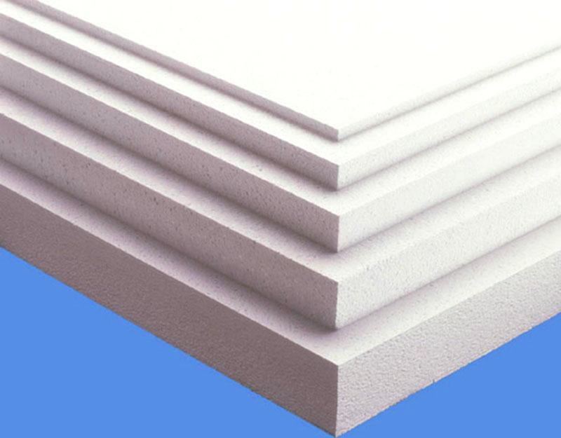 Пенополистирольные плиты разной толщины
