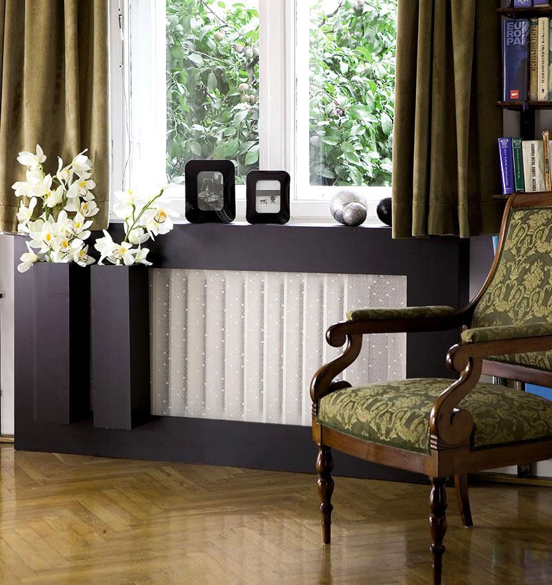 Биметаллические радиаторы отопления обладают нейтральными эстетическими характеристиками, что обеспечивает хорошее соответствие разным стилям