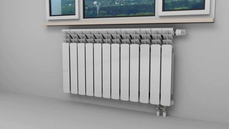 Монтаж радиаторов отопления с нижним подключением своими руками 94