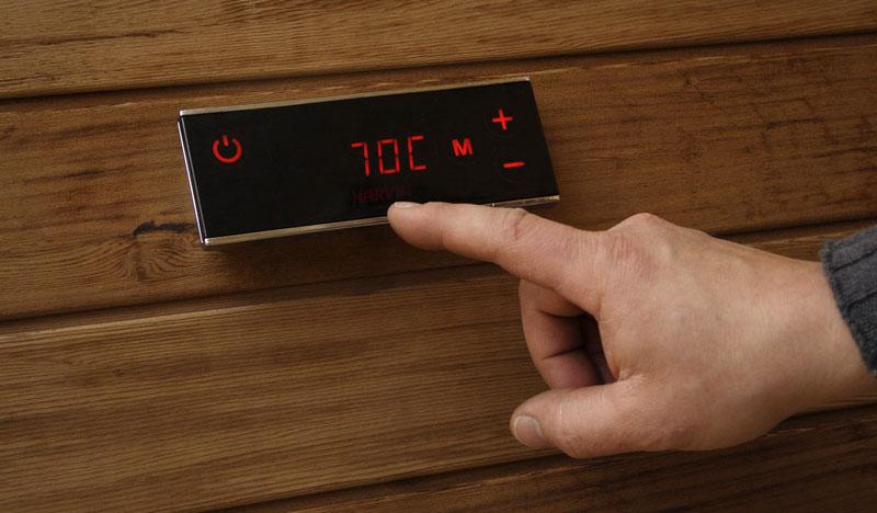 Термометр в предбаннике