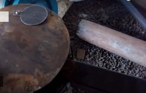 Как сделать печку на отработке своими руками: чертежи, видео, фото процесса