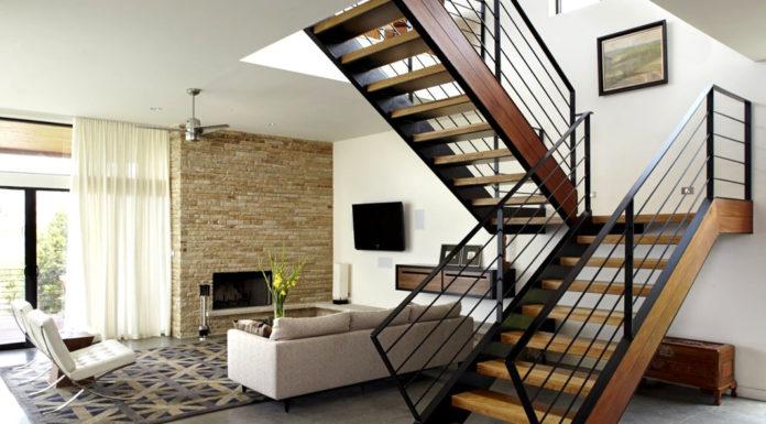 Лестницы на второй этаж в частном доме своими руками: схема