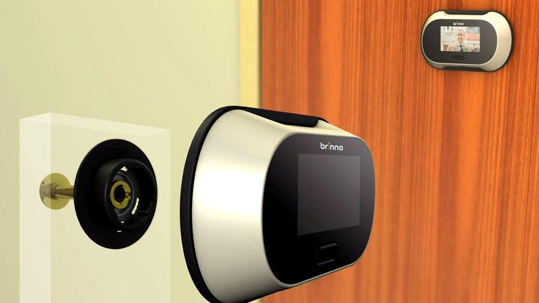Видеоглазок для входной двери
