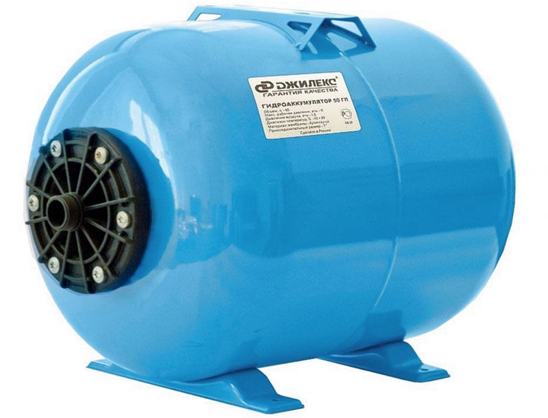 Оборудование Джилекс на 50 литров пользуется спросом у потребителей