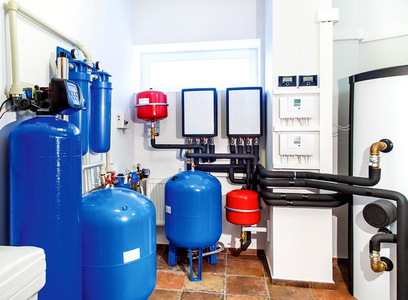 Гидроаккумулятор способен стабилизировать систему водоснабжения