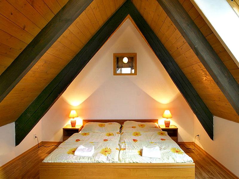Гостевая спальня – актуальное решение для частного домика