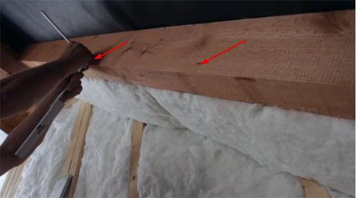 Варианты отделки мансарды своими руками: фото готовых решений и последовательность выполнения работ