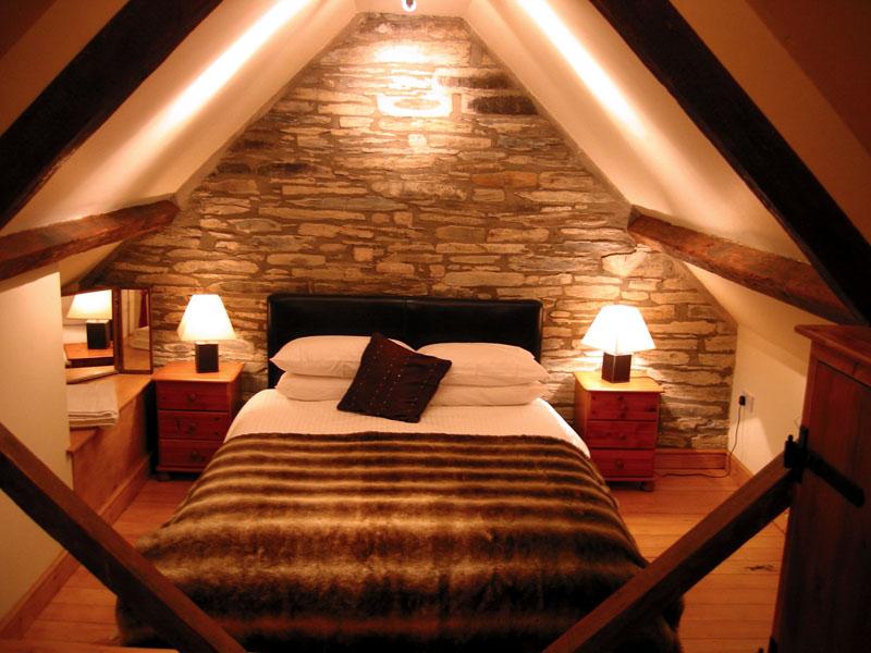 Тип освещения зависит от высоты потолка