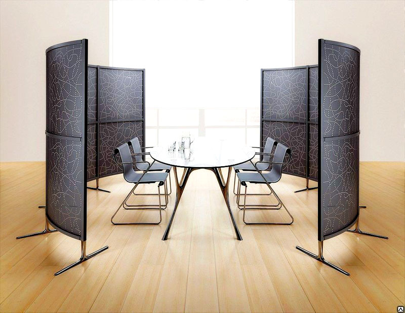 Как один элемент может полностью преобразить пространство, или Ширма-перегородка для комнаты