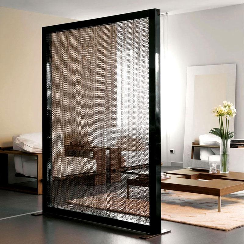Одноэкранная модель выступает в качестве условного разделения комнаты