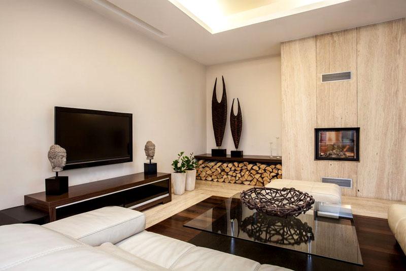 Телевизор − не только функциональный прибор, но и украшение комнаты