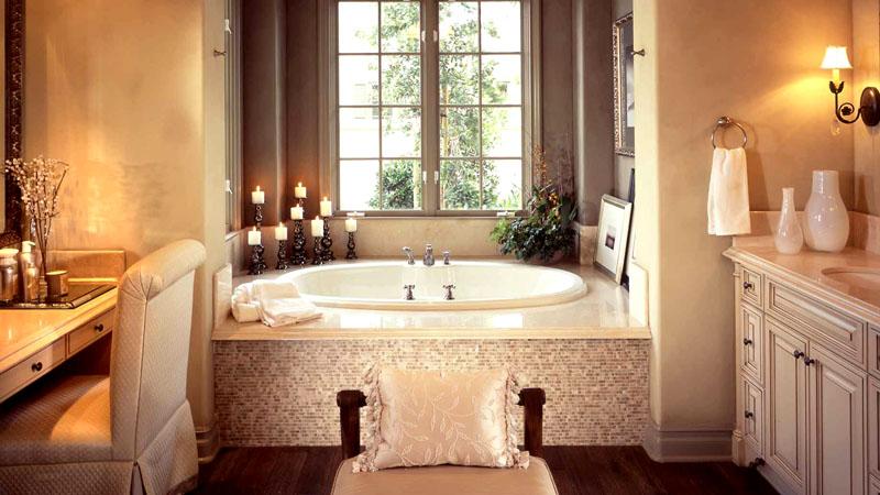 Дизайн ванной комнаты: современные идеи, фото 2017-2018
