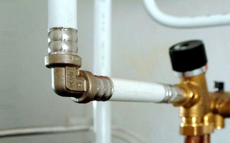 Применение металлполимерных труб