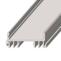 Используем профиль для светодиодной ленты: декоративная подсветка своими руками