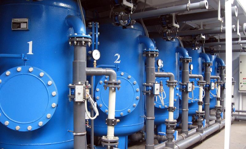 Промышленные фильтры для очистки воды