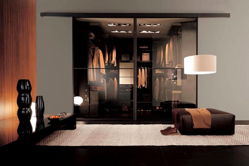 Тонированное коричневое стекло