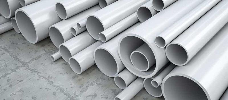Полимерные изделия различного диаметра