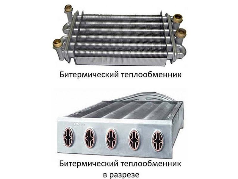 Битермический теплообменник