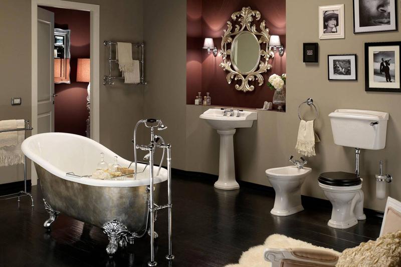 Дизайн ванной комнаты: современные идеи, фото 2017−2018 гг. и рекомендации профессионалов