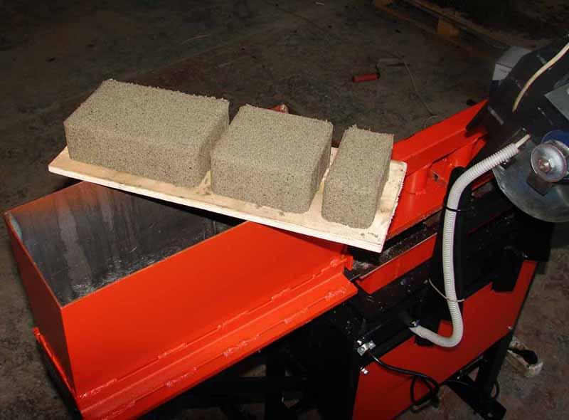 Станок для вибропрессования тротуарной плитки