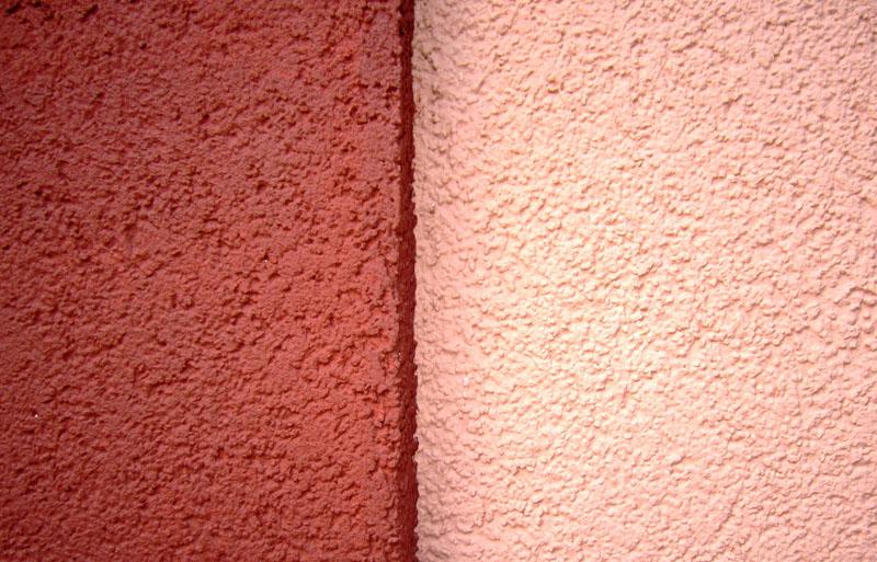 Фактура акрилового покрытия