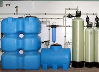 Очистка воды из скважины от железа