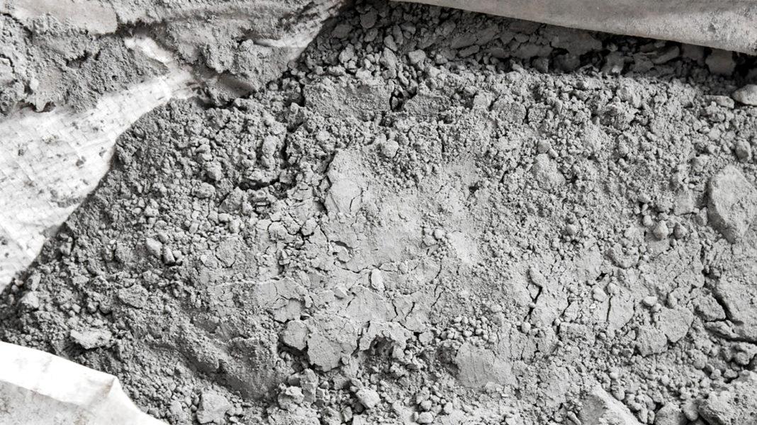 Из чего делают цемент