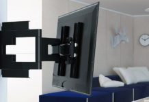 Крепление для телевизора на стену